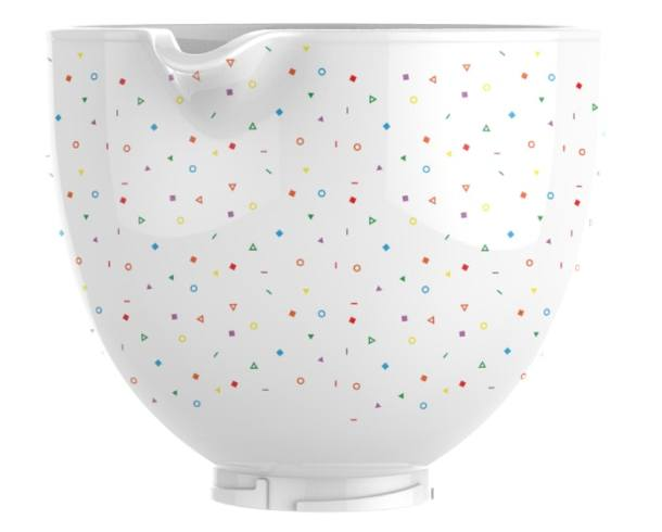 KitchenAids New Ceramic Mixing Bowls For Their Stand