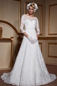 Brautkleid Mit Ärmel Günstige Brautkleider Mit Ärmel Online Kaufen