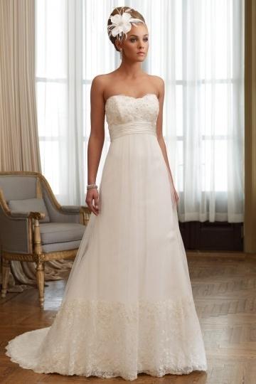 Brautkleider Herz Ausschnitt Günstig Online Kaufen