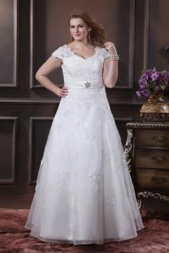 2016 Moderne Brautkleid Hochzeitskleider A Linie Rabatt Kaufen