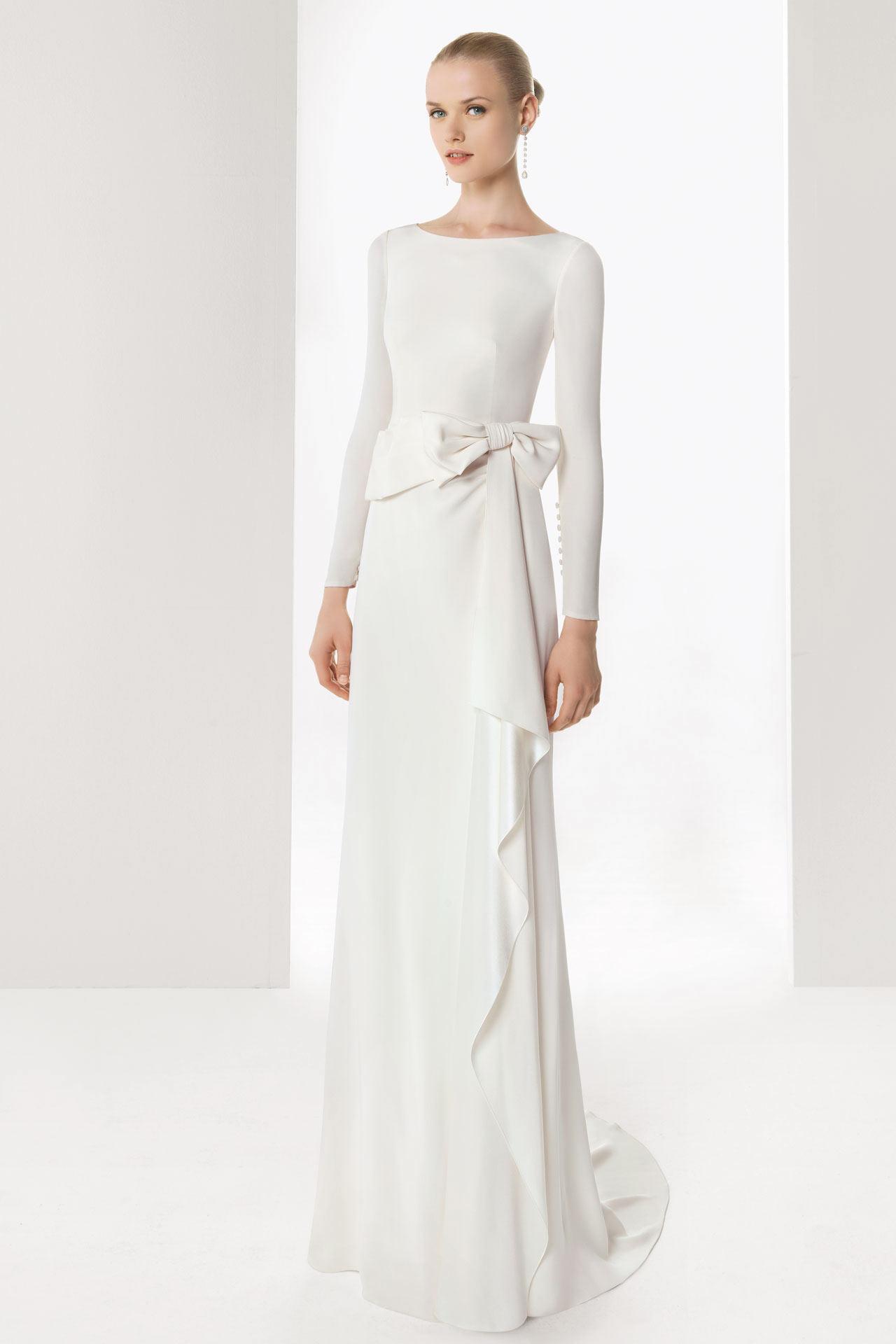Hochzeitskleider für ältere bräute