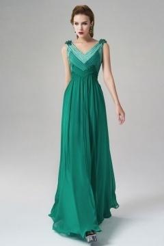 Wunderschnes Grnes Abendkleider Online Verkaufen