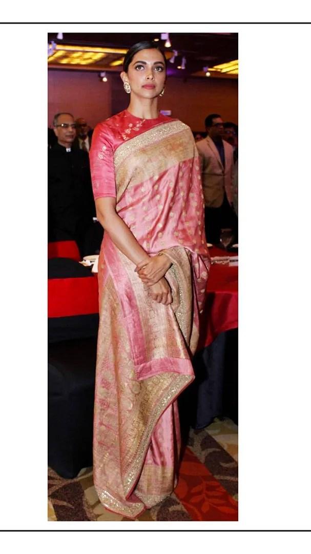 PHOTOS] Deepika Padukone birthday: 8 times the diva looked royal ...