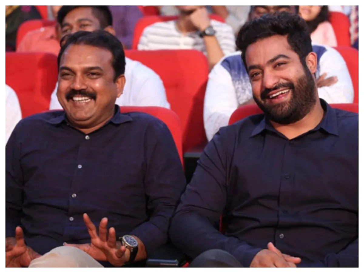Koratala Siva makes BIG announcement with Junior NTR, reveals release date of his next
