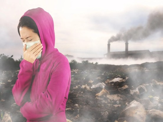 Prolonged exposure to low air pollution increases the risk of heart and lung damage in older adults