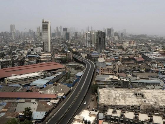 Locking Mumbai