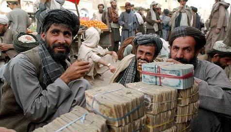 US-Milliarden für Afghanistan-Aufbau vor Ort versickert