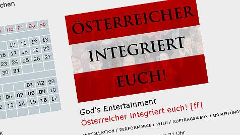 """""""Integrationscamps"""" für Österreicher mitten in Wien (Bild: Wiener Festwochen)"""