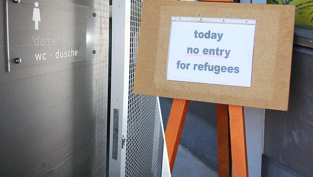 13-Jährige missbraucht: Bad sperrt Flüchtlinge aus (Bild: Andreas Leisser)