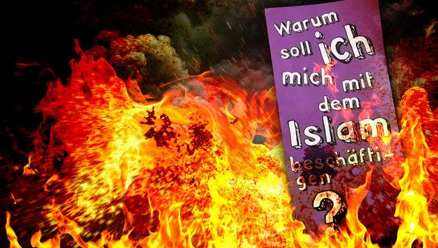 Islam-Broschüre sorgt bei Bewohnern für Aufregung (Bild: thinkstockphotos.de)