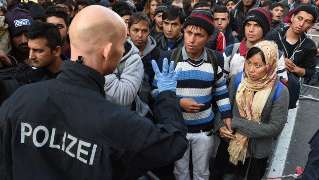 "Historiker: ""Bürgerkrieg ist nicht zu vermeiden"" (Bild: AFP)"