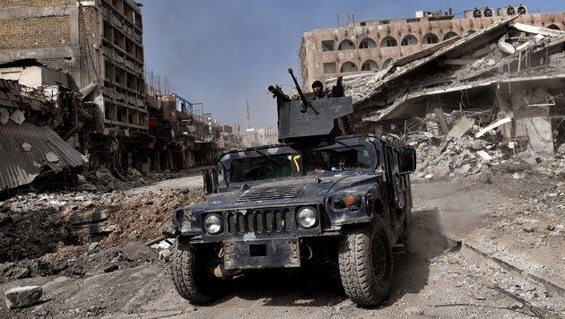 Kampf um Mossul (Bild: AFP)
