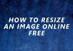 how to resize an image online free