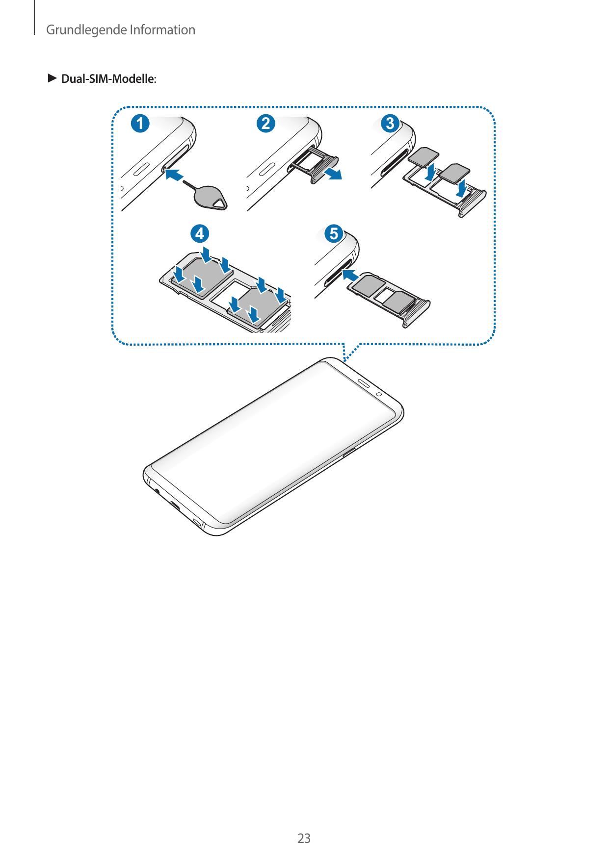 Bedienungsanleitung Für Galaxy S9