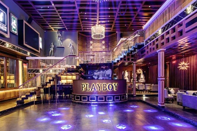 Playboy Club Samrat Hotel: Luxurious Party Place | LBB Delhi