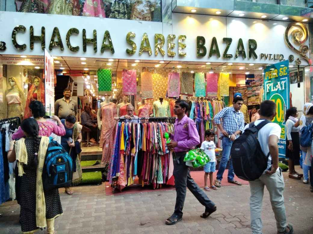 Chacha Saree Bazaar Is Great For Affordable Suits, Sarees ...