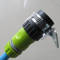 1/2 Inch Plastic Water Hose Quick Connector Garden Hose ...