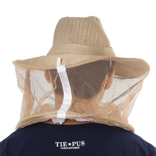 Beekeeper Hat Anti Mosquito Bee Insect Bee Apicoltore Apicoltura Beekeeping Helmets