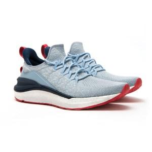 Στα €44.09 από αποθήκη Κίνας   Xiaomi Mijia Sneakers 4 Machine Washable Ultralight Cloud Elastic PU Midsole 4D Fly Woven Fishbone Lock System Antibacterial Sports Running Shoes Men Sneakers