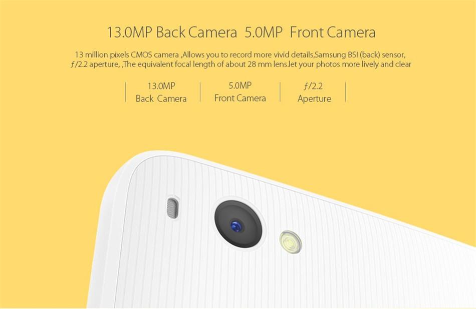 Smartisan YQ601 camera