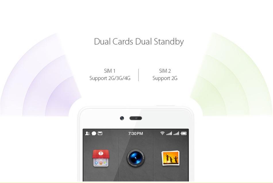 Smartisan YQ601 dual SIM
