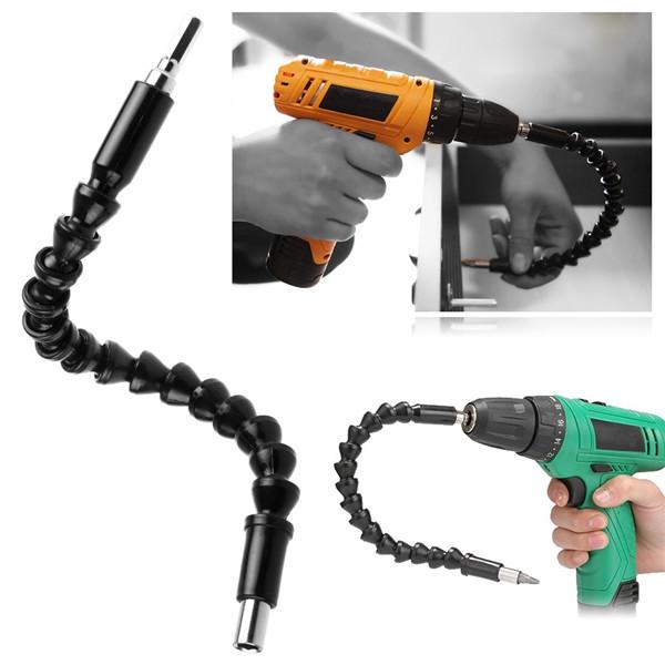 290mm Flexible Shaft Bit Extention Screwdriver Drill Bit Holder
