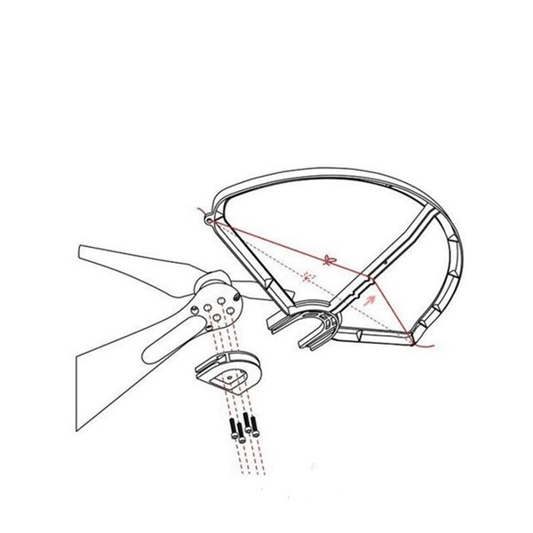 Hubsan X4 H501s Parts