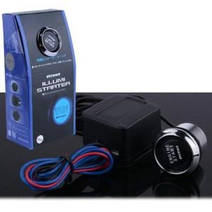 Car Keyless Engine Starter Ignition Push Start Button Switch | Alexnld