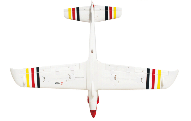 HSD Furious 200 1292mm Wingspan High Speed Glider PNP