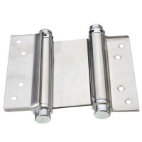 2 pieces 4 Inch Double Open Hinge Hardware Kitchen Gate ...
