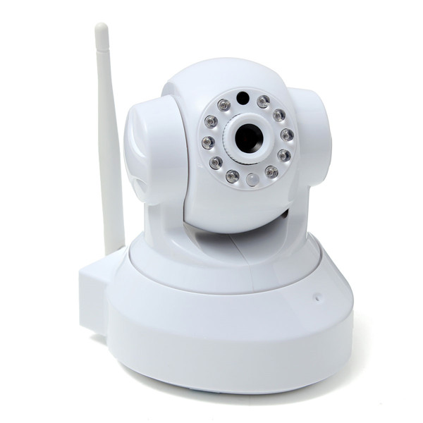 SUNLUXY 1.0 Megapixel 720P Wireless Network Webcam CCTV IP Security Camera with Two-way 14