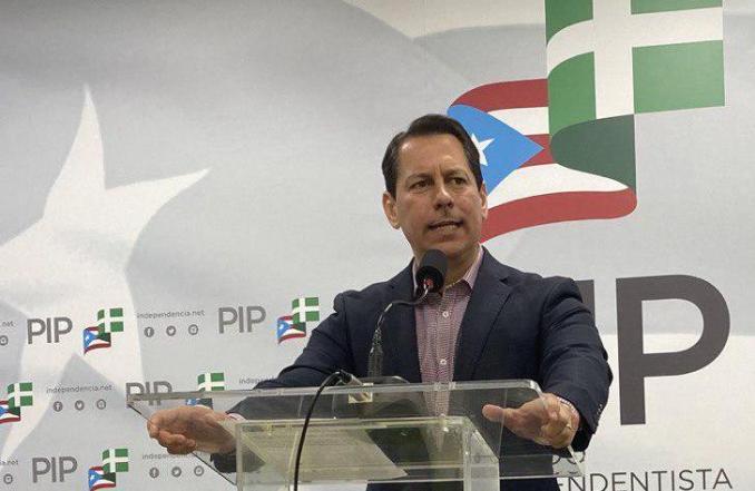 """""""Con la boca es un mamey"""", dice Juan Dalmau sobre mensaje de la gobernadora"""
