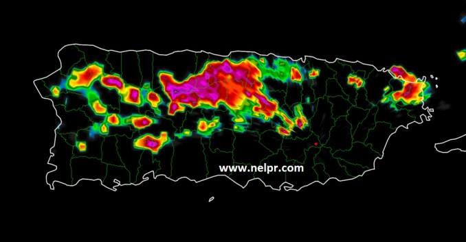 Emiten alertas de fuertes vientos para varios municipios