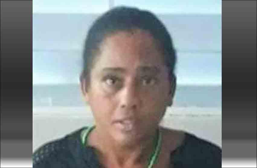 Policía continúa búsqueda de mujer desaparecida