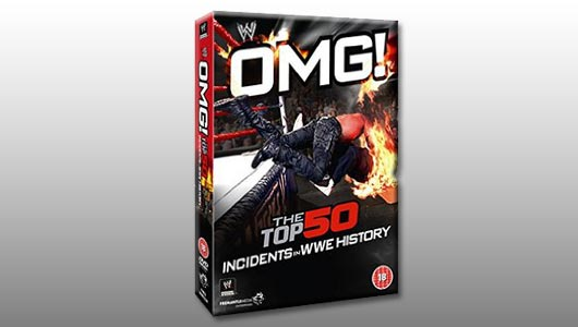 watch omg the top 50 incidents in wwe history