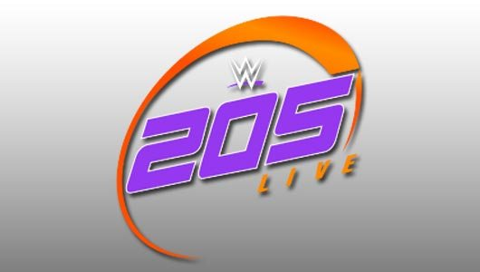 watch wwe 205 live 10/18/2019