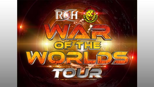 watch roh war of the worlds tour 5/12/2019