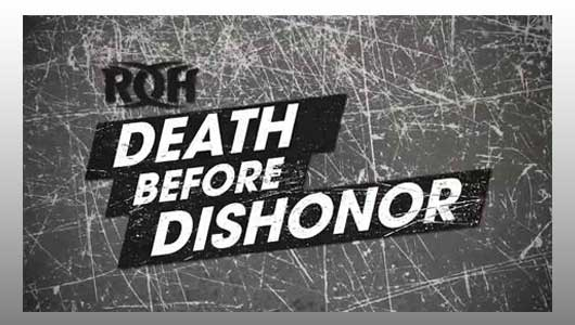 watch roh death before dishonor 2018