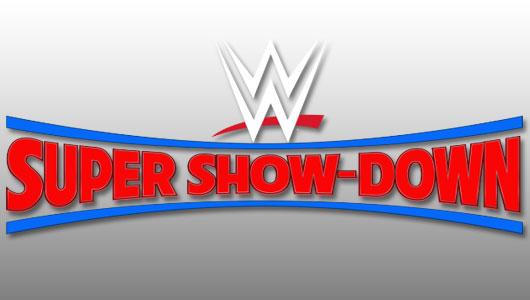 watch wwe super show down 2018