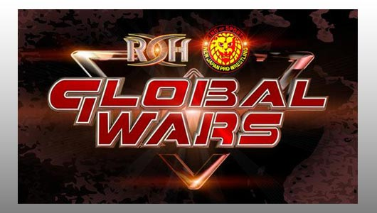 watch roh-njpw global wars: lewiston 2018