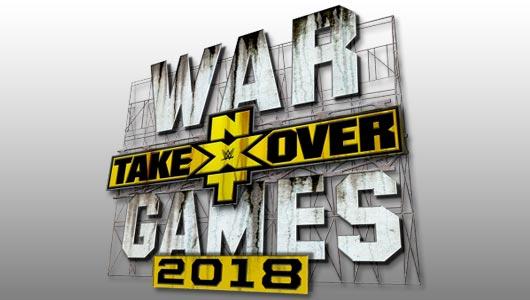 watch wwe nxt takeover war games 2018
