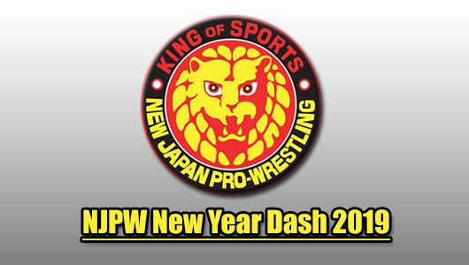 watch njpw new year dash 2019