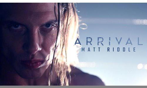 watch wwe network specials: arrival matt riddle