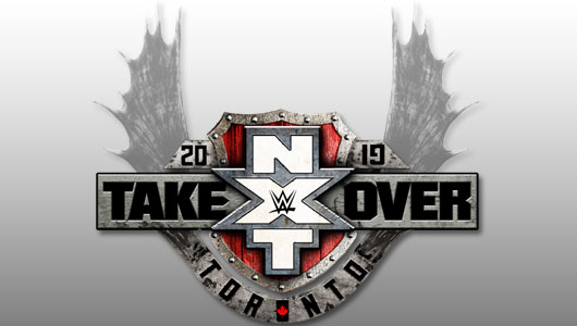 watch wwe nxt takeover: toronto 2019