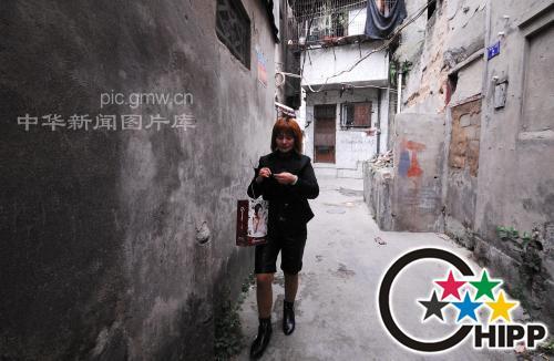 老城區站街女現象_新聞--社會_ 中華新聞圖片庫
