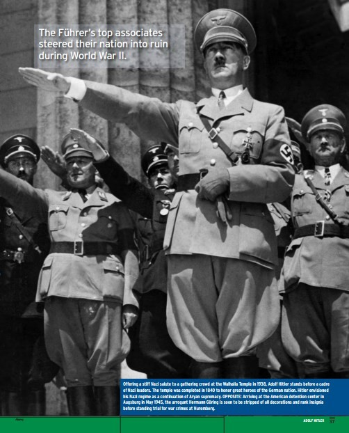 WWII History Magazine Adolf Hitler collector's Edition Special Edition 2016 (4) - ImgPile