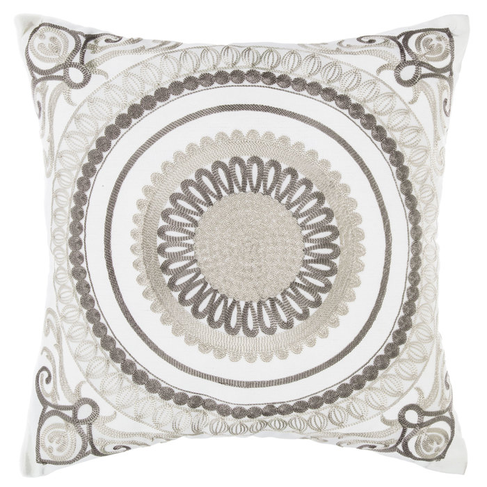 embroidered medallion pillow cover hobby lobby 1325414