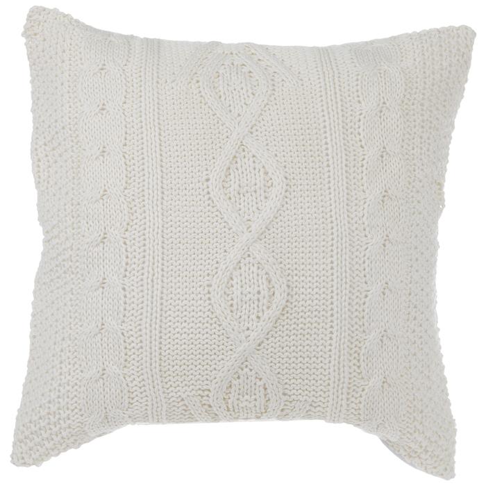 white trellis knit pillow cover hobby lobby 1834399