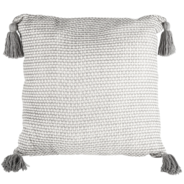 woven pillow cover with tassels hobby lobby 1592427