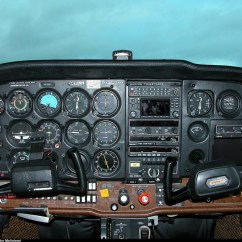 Cessna 172 Dashboard Diagram Headphone Jack Pinout Female Wiring